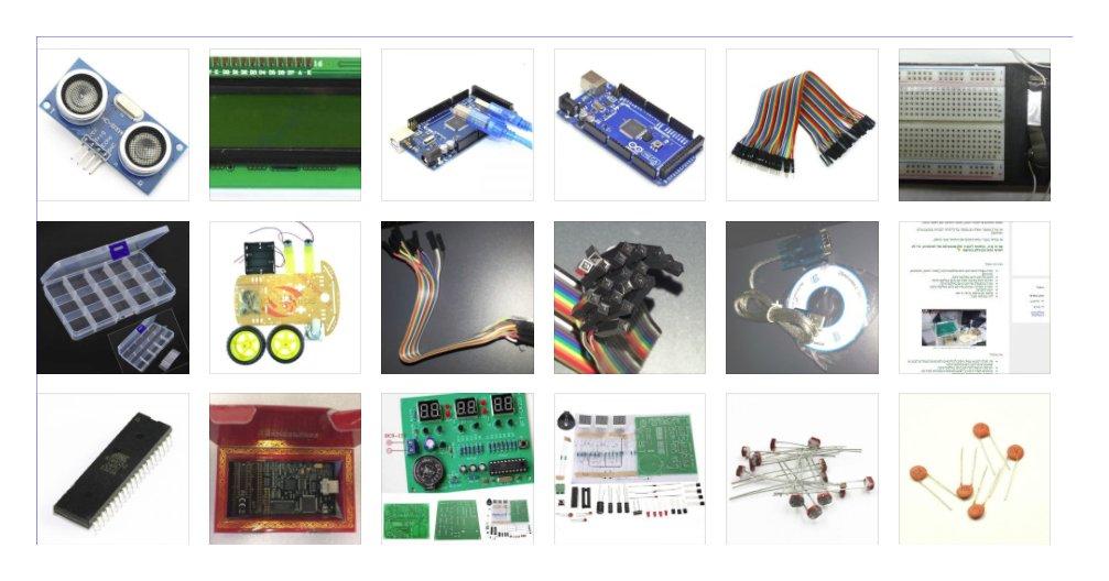 חנות רכיבי אלקטרוניקה עבור הנדסאי, טכנאי אלקטרוניקה | חולון, בת-ים | משלוח מהיר
